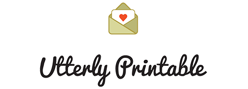 Utterly Printable