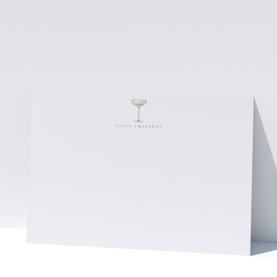 Related Product: Digital Personalised Notecards