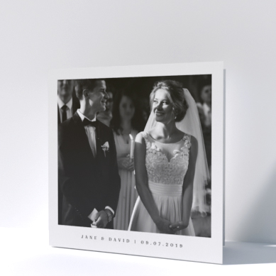 Related Product: Printed Wedding Thank You Cards